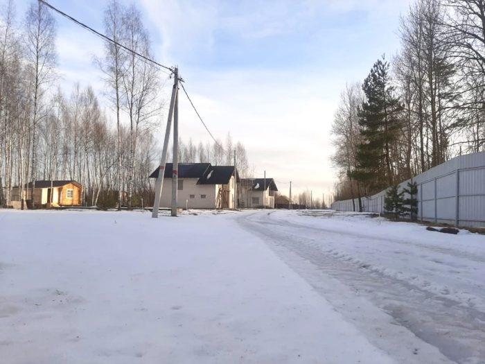 МосОблЭнерго подало напряжение на линии электропередачи на территории поселка «КонтинентЪ»